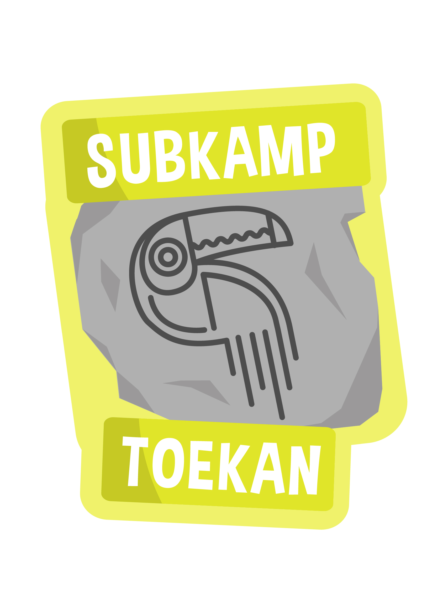 subkamp toekan color 1